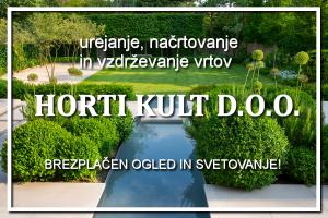 Horti Kult d.o.o. - vrtnarstvo